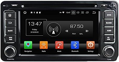 KUNFINE Android 9.0 8核自動車GPSナビゲーション マルチメディアプレーヤー 自動車音響 三菱 MITSUBISHI Outlander 2014 自動車ラジオハンドル制御WiFiブルースティスト
