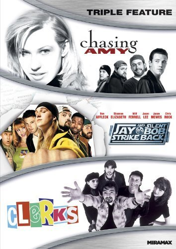 Kevin Smith Triple Feature (Clerks / Chasing Amy / Jay and Silent Bob Strike Back) by Lionsgate