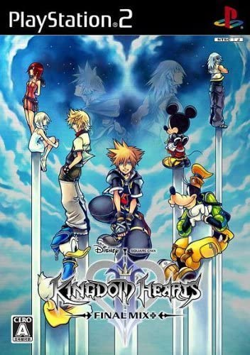 Kingdom Hearts II Final Mix+ [Japan Import] by Square Enix ...