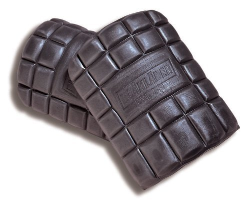 Blaklader Workwear Light Duty Knee Pads - 1-set of 2 - One Size - Lightweight Foam - Grey by Blaklader Workwear