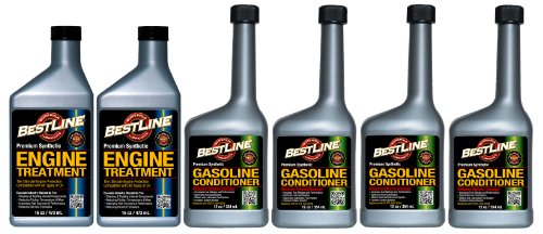 BestLine 853796001955 Engine and Gas Additive Kit