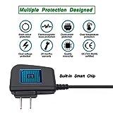 9V 300mA 0.3A AC Adapter Power Supply 2
