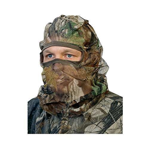 XHUNTER Hunting Headnet Head Net Camo Mesh Mash Fly Mosquito Face (Camo Bug)