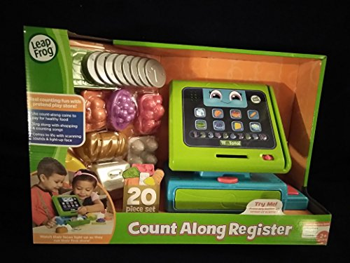 Leap Frog Count Along Register Electronic Learning Toy 20 Pi