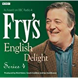 Fry's English Delight: Series 4 [Audio CD]