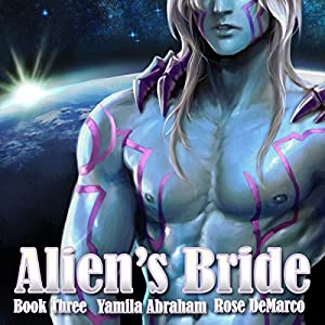 Alien's Bride, Book 3 Audiobook