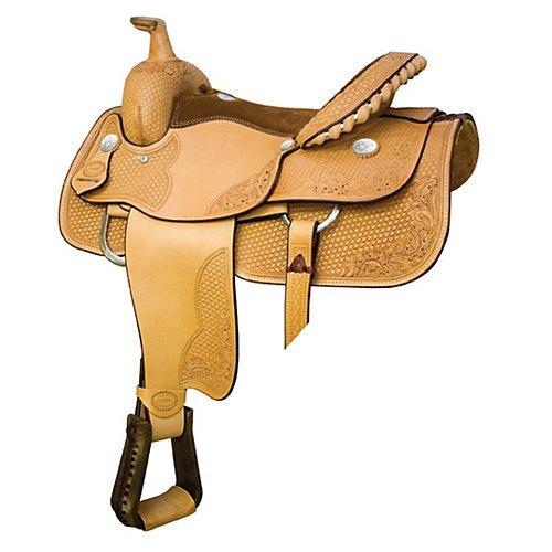 Billy Cook Roper - Billy Cook Saddlery Post Roper Saddle