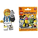 レゴ(LEGO) ミニフィギュア シリーズ4 サッカー選手 (Minifigure Series4) 8804-11