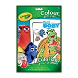 Crayola Color and Sticker Book, Finding Dory