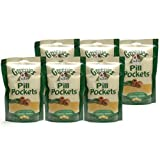 Chicken Pill Pockets Large 7.9oz (6 Pack)