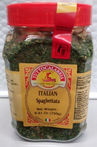 Tutto Calabria Italian Spaghettata Spaghetti Seasoning 250 - Pepper Pesto