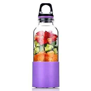 Exprimidor eléctrico seguro, licuadora, mezclador de jugo de frutas, mezcla de viaje,