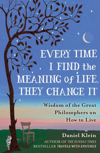 Every Time I Find the Meaning of Life They Change It