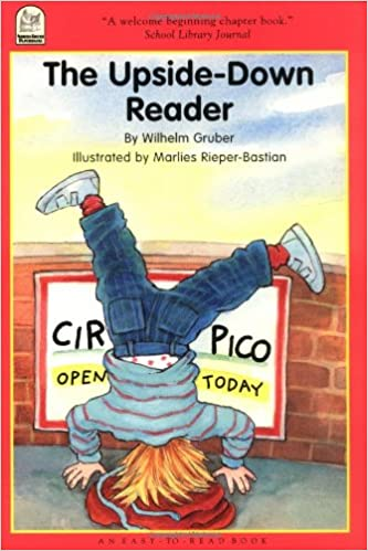 Download The Upside-Down Reader (Easy-to-read Book) PDF, azw (Kindle), ePub