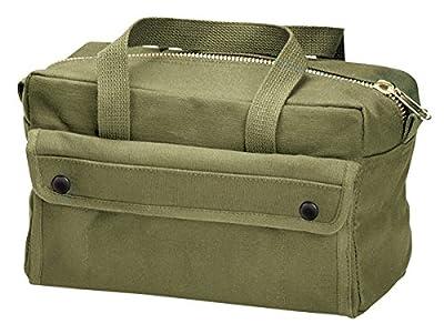 Rothco Mechanics Tool Bag W/ Brass Zipper by Rothco