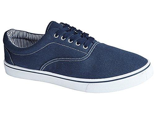 Foster Navy Sneaker Navy Herren Foster Herren Footwear Footwear Sneaker 85w4qBS