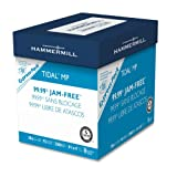 Hammermill Paper, Tidal MP, 20lb, 8.5 x 11, 92 Bright, Letter, 2500 Sheets/ Express Pack (no ream wrap), (163120), Made in the USA offers