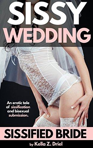 Sissy gays just married bride