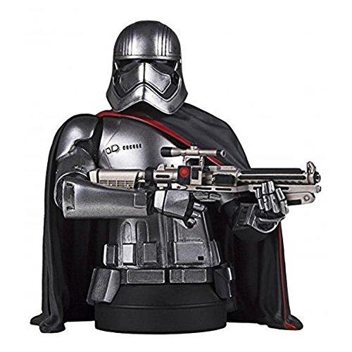 SDCC Gentle Giant 2016 Exclusive Star Wars Episode 7 Captain Phasma Mini Bust - Exclusive Mini Bust