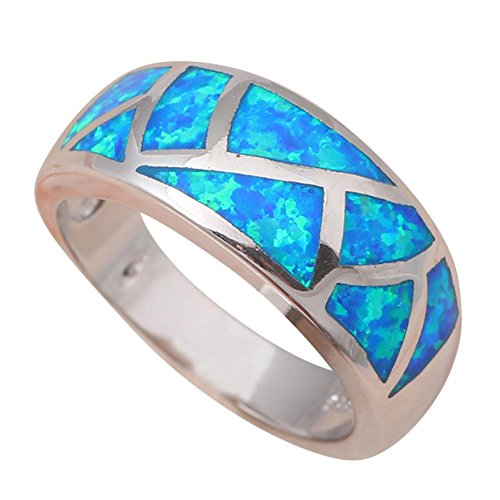 neroy-retail-blue-fire-created-opal-silver-stamped-ring-band-for-women-fashion-jewelry-size-6-7-8-9-