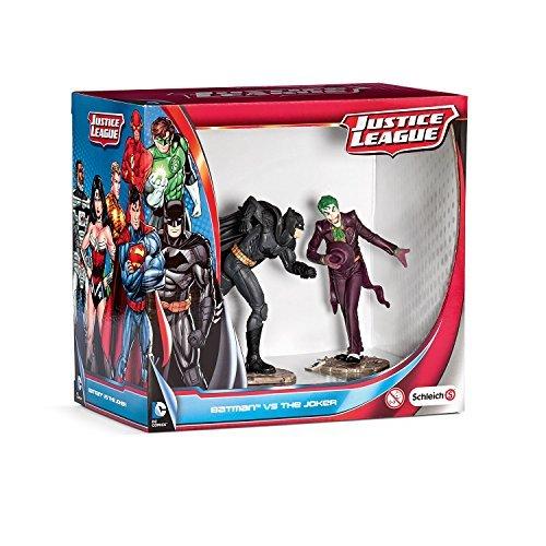 Schleich Batman Vs The Joker Scenery Pack by Schleich