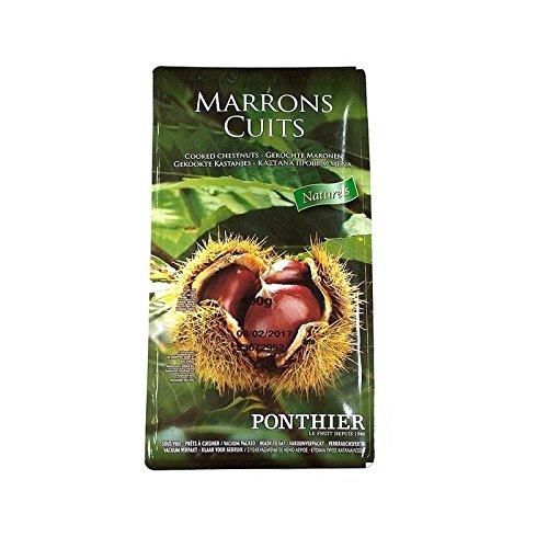 Ponthier Marrons Cuits 400G  Amazon.fr  Epicerie 6d50ba98b47
