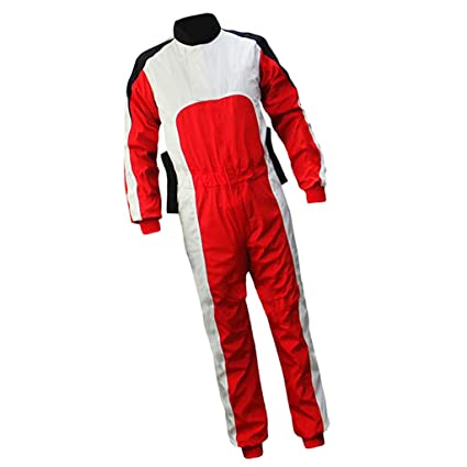 08722b10c5bb Baosity Men s Skydiving Jumpsuit Full Body Sports Skydive Free Flying Suit  - Red