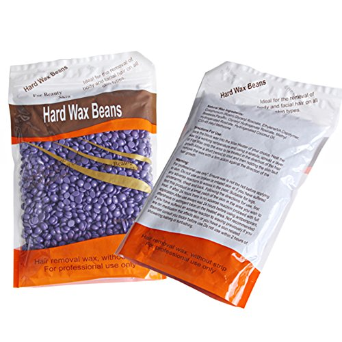 or pure profession solid depilatory grain body hair remover hard wax beans lavender flavor for. Black Bedroom Furniture Sets. Home Design Ideas