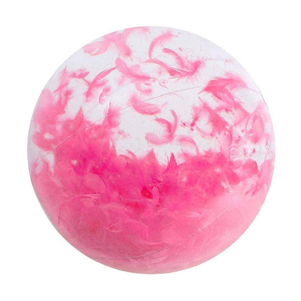 Ingeniously - Balón Hinchable de Playa, balón de Agua, Pelota de ...