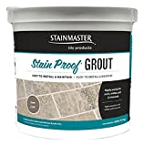 Stainmaster 11 Pounds Grout Stain Proof C.420 Mocha Easy to Install