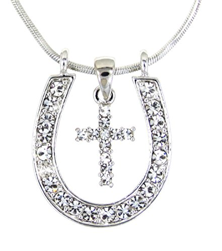 Horse Charm Necklace - 9