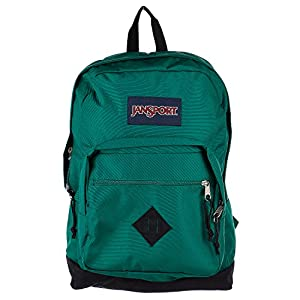 JanSport City Scout Laptop Backpack (Amazon Green)