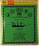 Ship Madras Curry Powder, 500-gram (Pack of 2)