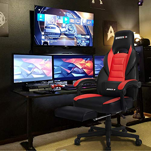Bossin Racing Style Gaming Chair Computer Desk Chair