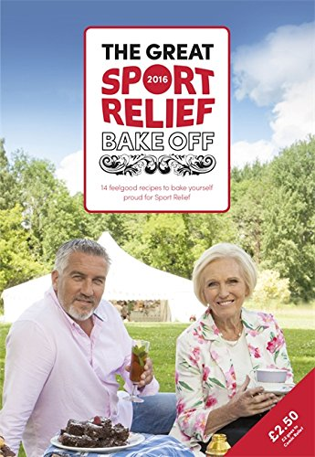 The Great Sport Relief Bake Off: 13 feel-good recipes to bake ...