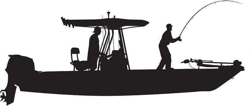 Boat Wheel Vinyl Decal Sticker Yacht Sail Boat Boating FIshing Charter