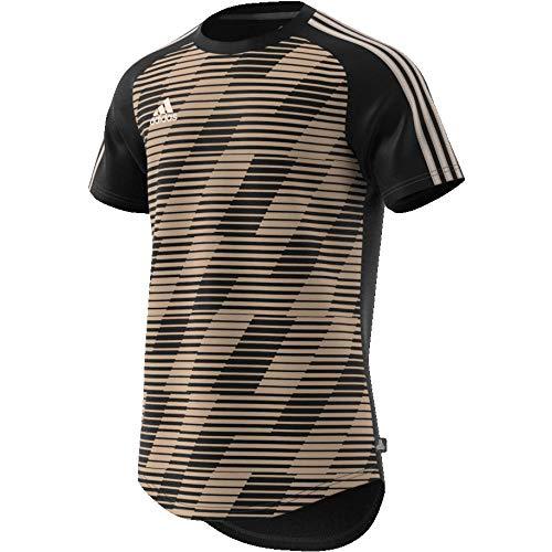 Gra Uomo Black Adidas Della Di Jsy Calcio Squadra Maglia Da Tan xRAwA5t4