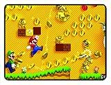 Super Mario Brothers Jump Man 18×24 Floormat