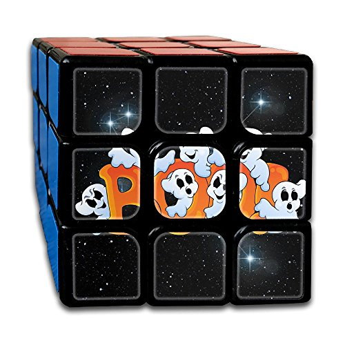 Happy Halloween Best-selling 3x3 Fidget Cube Super-durable With Vivid Colors Bearing Toy Adults & Children For Killing Time Or Relaxation (Town Hall 8 Halloween)