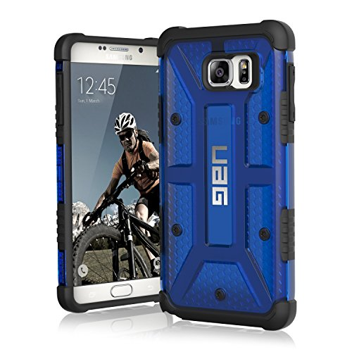 UAG Samsung Galaxy Note 5 Feather-Light Composite [COBALT] Military Drop Tested Phone Case