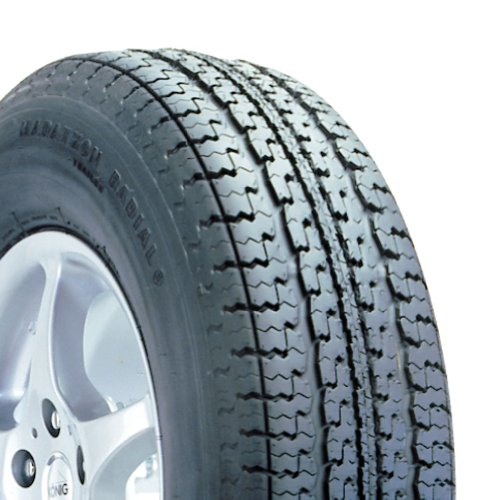 Goodyear Marathon Radial Tire - 225/75R15 (Goodyear Tires And Rims)