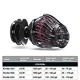 Product review for Hydor 60701150 Koralia 3G Third Generation Circulation Pump, 1950Gph/6.3watt