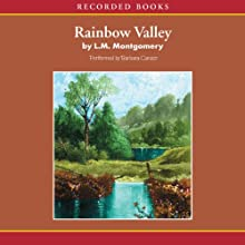 Rainbow Valley Audiobook by L.M. Montgomery Narrated by Barbara Caruso