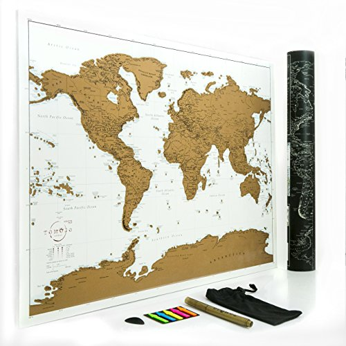 Tomojo scratch off world map poster beautifully detailed tomojo scratch off world map poster beautifully detailed cartography w us states personalized travel gumiabroncs Choice Image