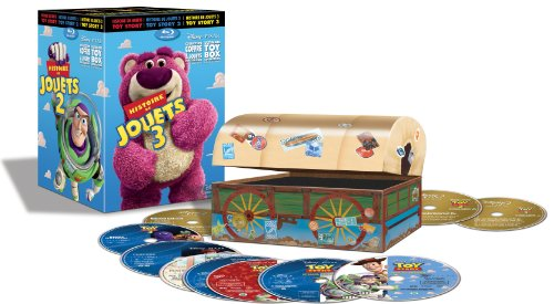 Toy Story 3-Movie Collection [Blu-ray]