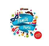 Music : Pharrell Williams / Meghan Trainor / Lou Bega: Family Party [CD]