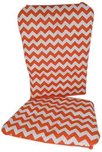 baby doll chevron rocking chair