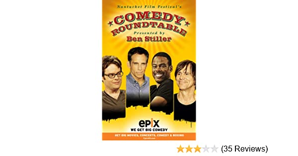 Amazoncom Watch Ben Stillers All Star Comedy Roundtable Prime Video
