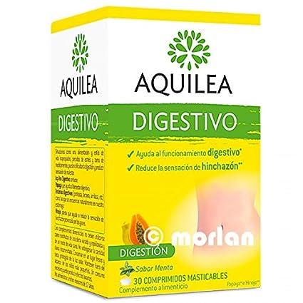 Aquilea Digestivo Sabor Menta, 30comprimidos masticables ...