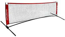 PowerNet Portable Badminton / Tennis Net and Frame